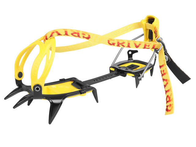 Grivel G10 NM Crampons with Antibott